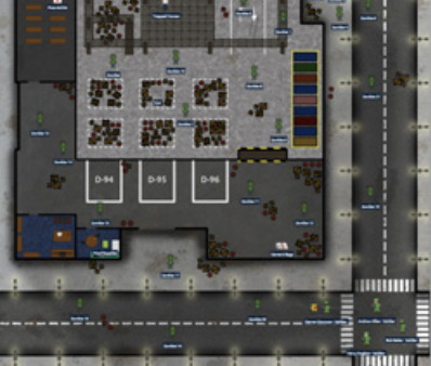 Board Game: Zombie Apocalypse
