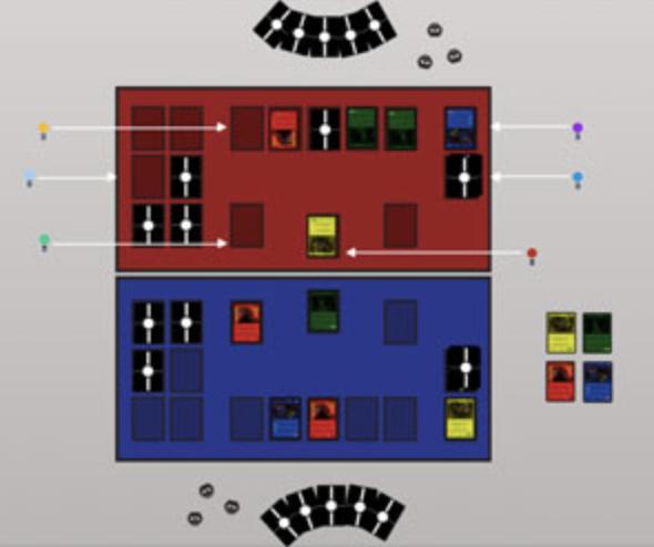 Collector Card Game: Concept