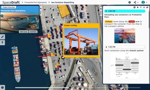 Photo to represent Logistics