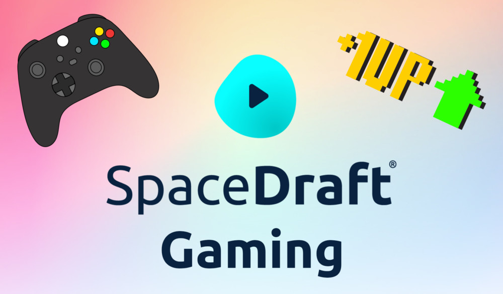 How to design your video game in SpaceDraft
